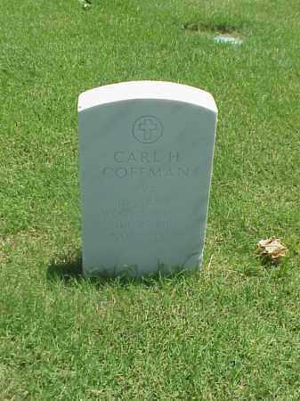 COFFMAN (VETERAN WWII), CARL H - Pulaski County, Arkansas | CARL H COFFMAN (VETERAN WWII) - Arkansas Gravestone Photos
