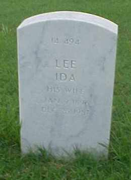 COHEN, LEE IDA - Pulaski County, Arkansas | LEE IDA COHEN - Arkansas Gravestone Photos