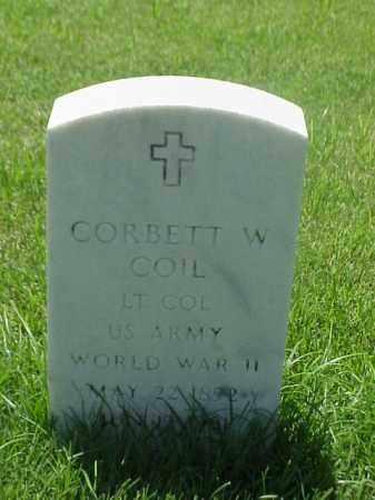 COIL (VETERAN WWII), CORBETT W - Pulaski County, Arkansas | CORBETT W COIL (VETERAN WWII) - Arkansas Gravestone Photos