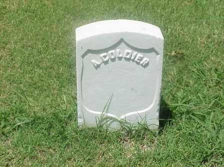 COLDIER (VETERAN UNION), A - Pulaski County, Arkansas | A COLDIER (VETERAN UNION) - Arkansas Gravestone Photos