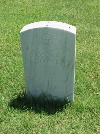 COLDWELL (VETERAN WWI), OSCAR - Pulaski County, Arkansas | OSCAR COLDWELL (VETERAN WWI) - Arkansas Gravestone Photos