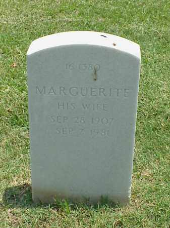 COLEMAN, MARGUERITE - Pulaski County, Arkansas | MARGUERITE COLEMAN - Arkansas Gravestone Photos
