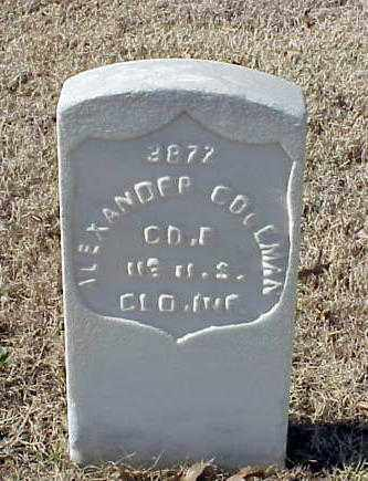 COLEMAN (VETERAN UNION), ALEXANDER - Pulaski County, Arkansas | ALEXANDER COLEMAN (VETERAN UNION) - Arkansas Gravestone Photos
