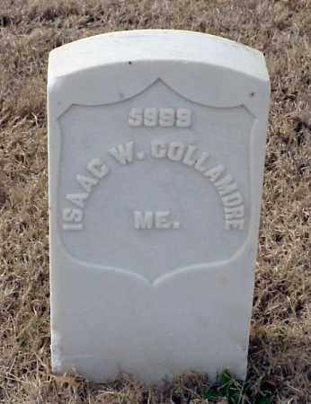COLLAMORE (VETERAN UNION), ISAAC W - Pulaski County, Arkansas | ISAAC W COLLAMORE (VETERAN UNION) - Arkansas Gravestone Photos