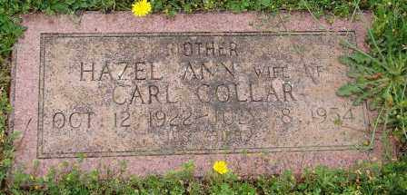 COLLAR, HAZEL ANN - Pulaski County, Arkansas | HAZEL ANN COLLAR - Arkansas Gravestone Photos