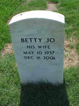COLLIER, BETTY JO - Pulaski County, Arkansas | BETTY JO COLLIER - Arkansas Gravestone Photos