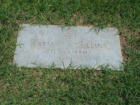 COLLINS (VETERAN KOR), RAYMOND - Pulaski County, Arkansas | RAYMOND COLLINS (VETERAN KOR) - Arkansas Gravestone Photos