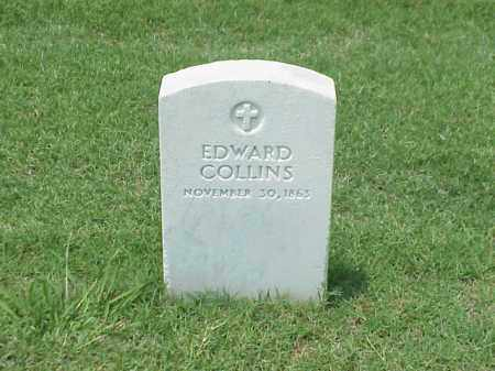 COLLINS (VETERAN UNION), EDWARD - Pulaski County, Arkansas | EDWARD COLLINS (VETERAN UNION) - Arkansas Gravestone Photos