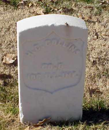 COLLINS (VETERAN UNION), HUGH C - Pulaski County, Arkansas | HUGH C COLLINS (VETERAN UNION) - Arkansas Gravestone Photos