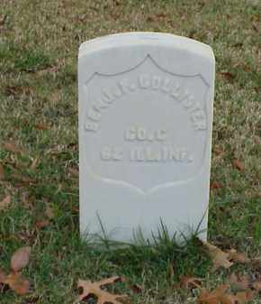 COLLISTER  (VETERAN UNION), BENJAMIN F - Pulaski County, Arkansas | BENJAMIN F COLLISTER  (VETERAN UNION) - Arkansas Gravestone Photos