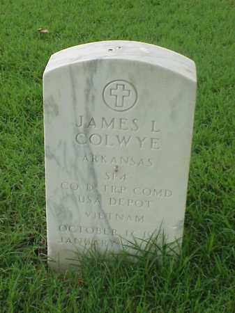 COLWYE (VETERAN VIET), JAMES L - Pulaski County, Arkansas | JAMES L COLWYE (VETERAN VIET) - Arkansas Gravestone Photos