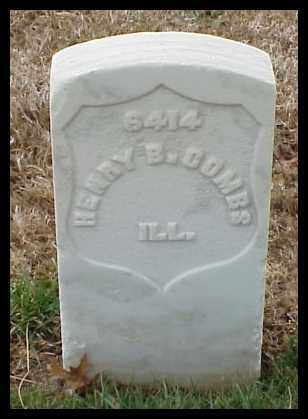 COMBS (VETERAN UNION), HENRY B - Pulaski County, Arkansas | HENRY B COMBS (VETERAN UNION) - Arkansas Gravestone Photos