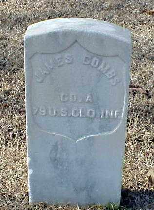 COMBS (VETERAN UNION), JAMES - Pulaski County, Arkansas | JAMES COMBS (VETERAN UNION) - Arkansas Gravestone Photos