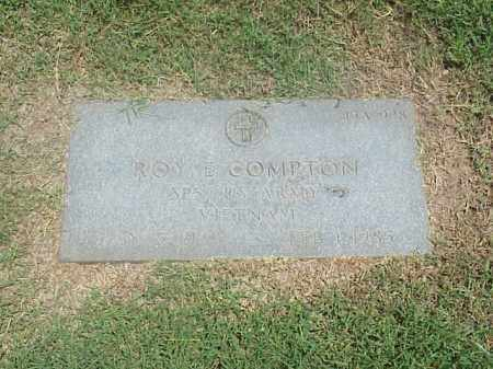 COMPTON (VETERAN VIET), ROY E - Pulaski County, Arkansas | ROY E COMPTON (VETERAN VIET) - Arkansas Gravestone Photos