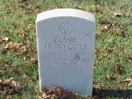 CONE, BESSIE - Pulaski County, Arkansas | BESSIE CONE - Arkansas Gravestone Photos