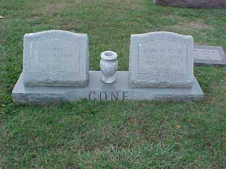 CONE, ALMA - Pulaski County, Arkansas | ALMA CONE - Arkansas Gravestone Photos