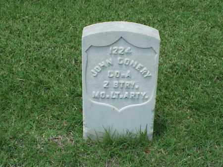 CONERY (VETERAN UNION), JOHN - Pulaski County, Arkansas | JOHN CONERY (VETERAN UNION) - Arkansas Gravestone Photos