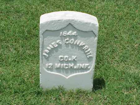 CONKRITE (VETERAN UNION), JAMES - Pulaski County, Arkansas | JAMES CONKRITE (VETERAN UNION) - Arkansas Gravestone Photos