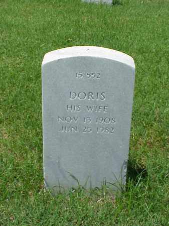 CONLEY, DORIS - Pulaski County, Arkansas | DORIS CONLEY - Arkansas Gravestone Photos