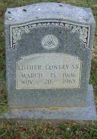 CONLEY, SR., LUTHER - Pulaski County, Arkansas | LUTHER CONLEY, SR. - Arkansas Gravestone Photos