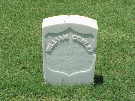 CONLEY (VETERAN UNION), WILLIAM - Pulaski County, Arkansas | WILLIAM CONLEY (VETERAN UNION) - Arkansas Gravestone Photos