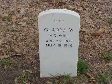 CONNELLEY, GLADYS W - Pulaski County, Arkansas   GLADYS W CONNELLEY - Arkansas Gravestone Photos