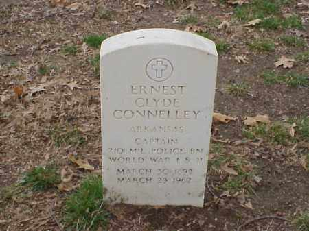 CONNELLEY (VETERAN 2 WARS), ERNEST CLYDE - Pulaski County, Arkansas | ERNEST CLYDE CONNELLEY (VETERAN 2 WARS) - Arkansas Gravestone Photos