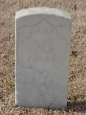 CONNER (VETERAN UNION), THOMAS N - Pulaski County, Arkansas | THOMAS N CONNER (VETERAN UNION) - Arkansas Gravestone Photos