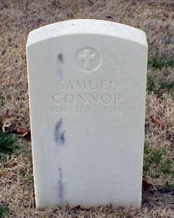 CONNOR (VETERAN UNION), SAMUEL - Pulaski County, Arkansas | SAMUEL CONNOR (VETERAN UNION) - Arkansas Gravestone Photos