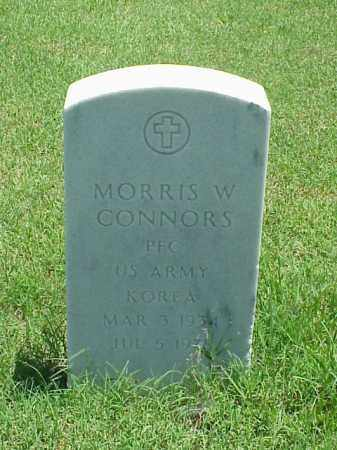 CONNORS (VETERAN KOR), MORRIS W - Pulaski County, Arkansas | MORRIS W CONNORS (VETERAN KOR) - Arkansas Gravestone Photos