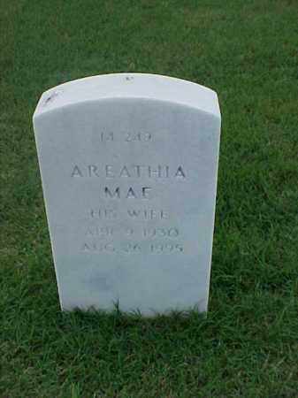CONWAY, AREATHIA MAE - Pulaski County, Arkansas | AREATHIA MAE CONWAY - Arkansas Gravestone Photos