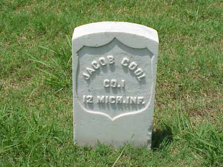 COOL (VETERAN UNION), JACOB - Pulaski County, Arkansas | JACOB COOL (VETERAN UNION) - Arkansas Gravestone Photos