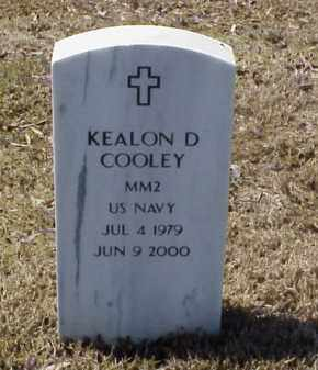 COOLEY (VETERAN), KEALON D - Pulaski County, Arkansas | KEALON D COOLEY (VETERAN) - Arkansas Gravestone Photos