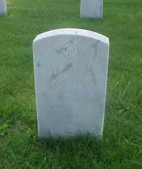 COOMBS (VETERAN WWI), JAMES B - Pulaski County, Arkansas | JAMES B COOMBS (VETERAN WWI) - Arkansas Gravestone Photos