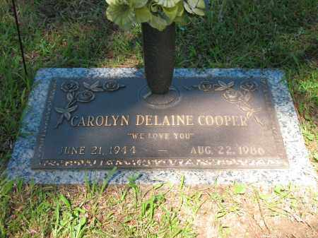 COOPER, CAROLYN DELAINE - Pulaski County, Arkansas | CAROLYN DELAINE COOPER - Arkansas Gravestone Photos