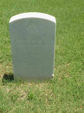 COPPERSMITH, SR (VETERAN KOR), FREDERICK C - Pulaski County, Arkansas | FREDERICK C COPPERSMITH, SR (VETERAN KOR) - Arkansas Gravestone Photos