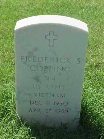 COPPING (VETERAN VIET), FREDERICK S - Pulaski County, Arkansas | FREDERICK S COPPING (VETERAN VIET) - Arkansas Gravestone Photos