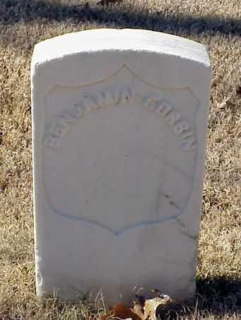CORBIN (VETERAN UNION), BENJAMIN - Pulaski County, Arkansas | BENJAMIN CORBIN (VETERAN UNION) - Arkansas Gravestone Photos