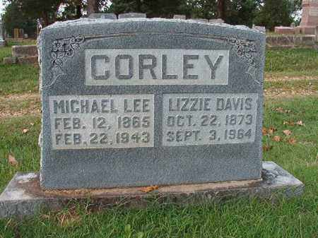 CORLEY, MICHAEL LEE - Pulaski County, Arkansas | MICHAEL LEE CORLEY - Arkansas Gravestone Photos