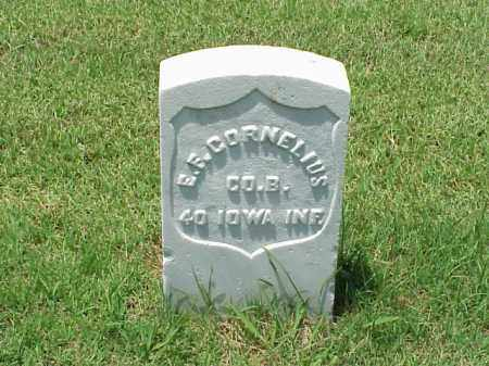 CORNELIUS (VETERAN UNION), EDWARD F - Pulaski County, Arkansas | EDWARD F CORNELIUS (VETERAN UNION) - Arkansas Gravestone Photos