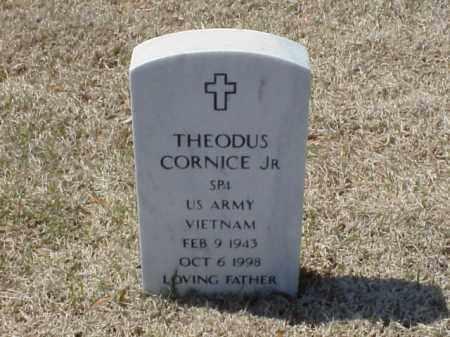 CORNICE, JR  (VETERAN VIET), THEODUS - Pulaski County, Arkansas | THEODUS CORNICE, JR  (VETERAN VIET) - Arkansas Gravestone Photos