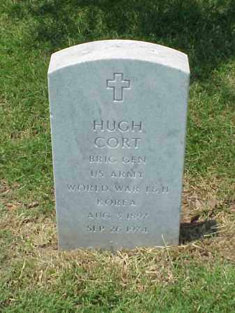 CORT (VETERAN 3 WARS), HUGH - Pulaski County, Arkansas | HUGH CORT (VETERAN 3 WARS) - Arkansas Gravestone Photos