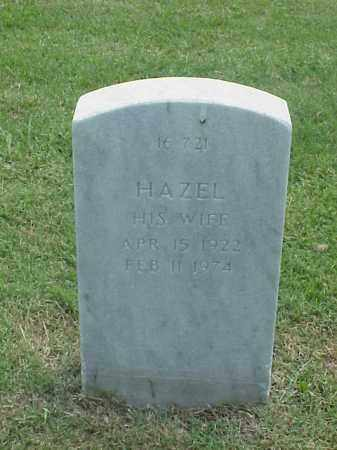 COSLIN, HAZEL - Pulaski County, Arkansas | HAZEL COSLIN - Arkansas Gravestone Photos