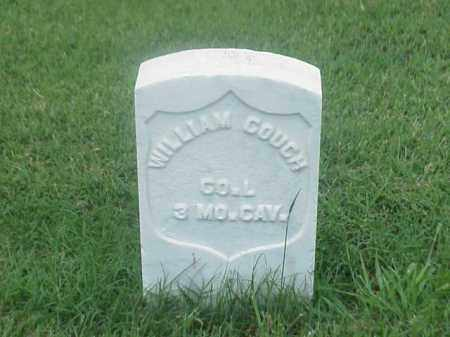 COUCH (VETERAN UNION), WILLIAM - Pulaski County, Arkansas | WILLIAM COUCH (VETERAN UNION) - Arkansas Gravestone Photos
