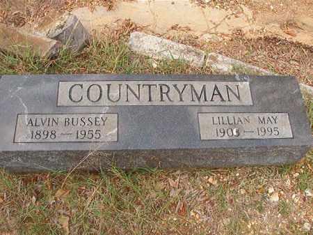 COUNTRYMAN, LILLIAN MAY - Pulaski County, Arkansas | LILLIAN MAY COUNTRYMAN - Arkansas Gravestone Photos