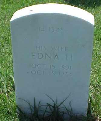 COX, EDNA H. - Pulaski County, Arkansas | EDNA H. COX - Arkansas Gravestone Photos