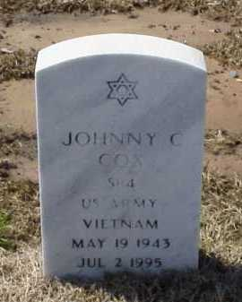 COX (VETERAN VIET), JOHNNY C - Pulaski County, Arkansas | JOHNNY C COX (VETERAN VIET) - Arkansas Gravestone Photos