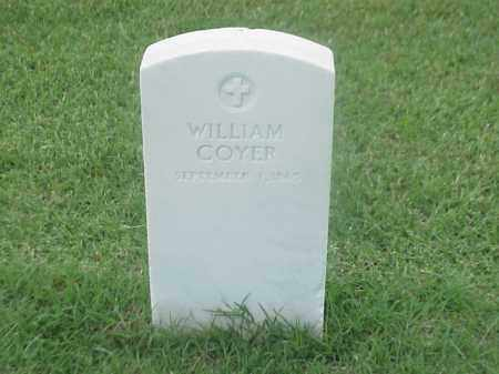 COYER, WILLIAM - Pulaski County, Arkansas | WILLIAM COYER - Arkansas Gravestone Photos