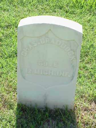 CRADDOCK (VETERAN UNION), CHARLES - Pulaski County, Arkansas | CHARLES CRADDOCK (VETERAN UNION) - Arkansas Gravestone Photos