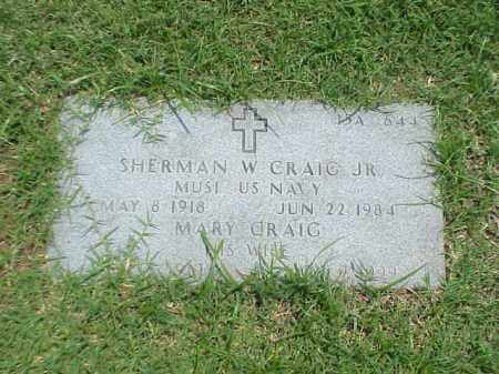 CRAIG, MARY - Pulaski County, Arkansas | MARY CRAIG - Arkansas Gravestone Photos